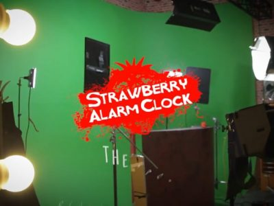 FM104's Strawberry Alarm Clock Advert - Behind the Scenes
